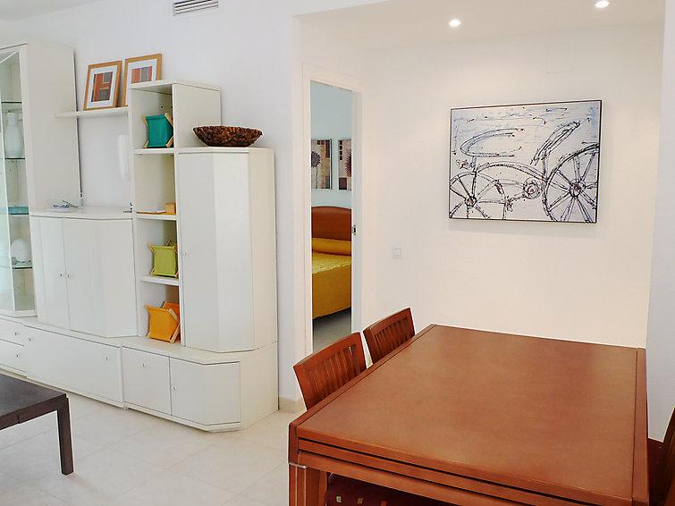 Llobell inmobiliaris alquiler apartamento las dunas - Alquiler apartamentos costa blanca ...