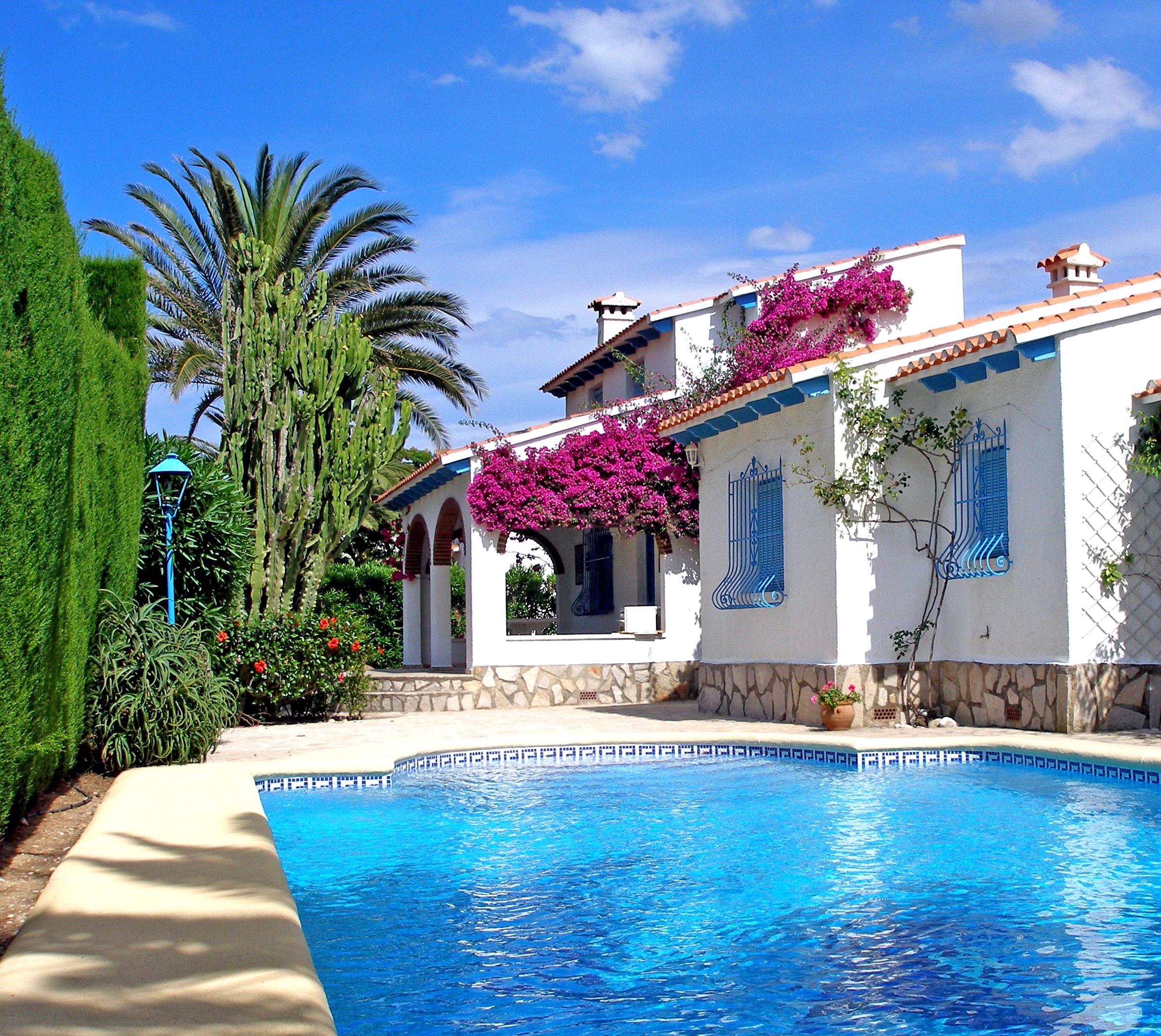 Casa de vacaciones playa gaviota in d nia espa a interhome - Apartamentos playa baratos vacaciones ...