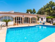 Javea - Maison de vacances Casa Mariposa