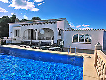 Javea - Maison de vacances Balcon al Mar 159-E