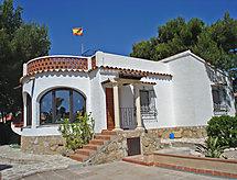 Jávea/Xàbia - Vakantiehuis Balcon al Mar 115-E