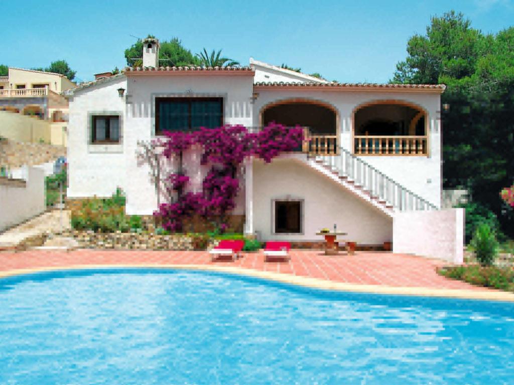 Holiday house Casa Colina (JAV245) (107754), Jávea, Costa Blanca, Valencia, Spain, picture 1