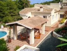 Jávea - Vacation House del Sol (JAV612)