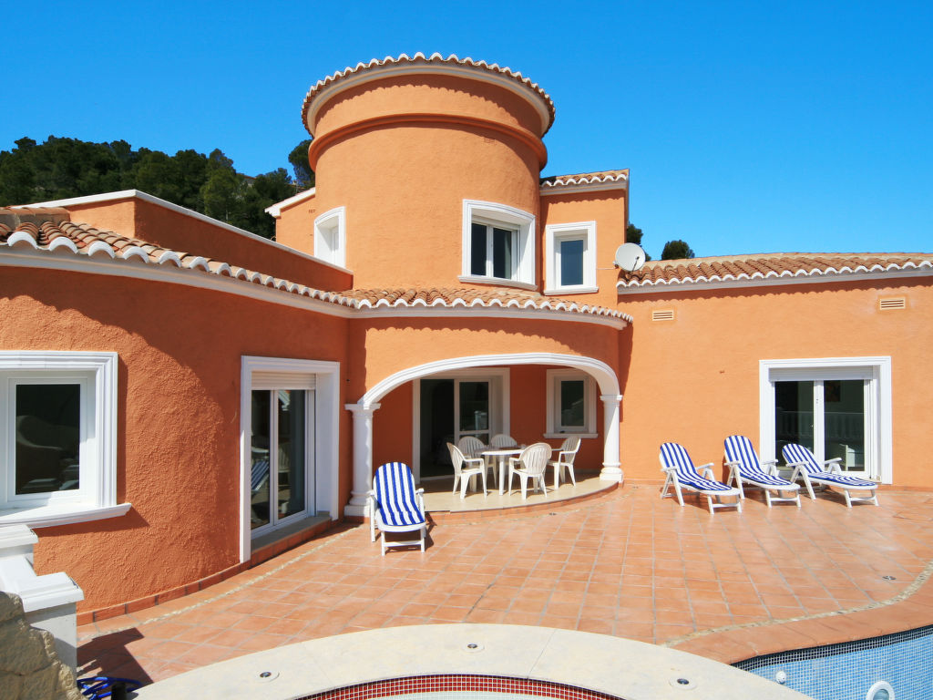 Holiday house Tosalet (JAV621) (377581), Jávea, Costa Blanca, Valencia, Spain, picture 1