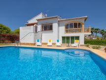 Jávea/Xàbia - Vakantiehuis Casa Amanda