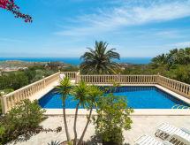 Benitachell - Holiday House Casa Adelfas