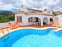 Pego - Vakantiehuis Casa Monte y Mar