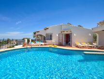 Pego - Vacation House Villa Hermosa Vista