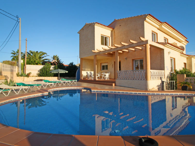 Mark (CLP283) Accommodation in Calpe