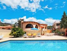 Calpe/Calp - Vakantiehuis Casa Canuta I (CLP320)