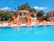 Calpe/Calp - Vakantiehuis Casa Canuta II (CLP325)