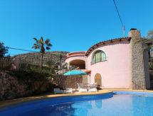 Calpe/Calp - Vakantiehuis Maryvilla (CLP329)