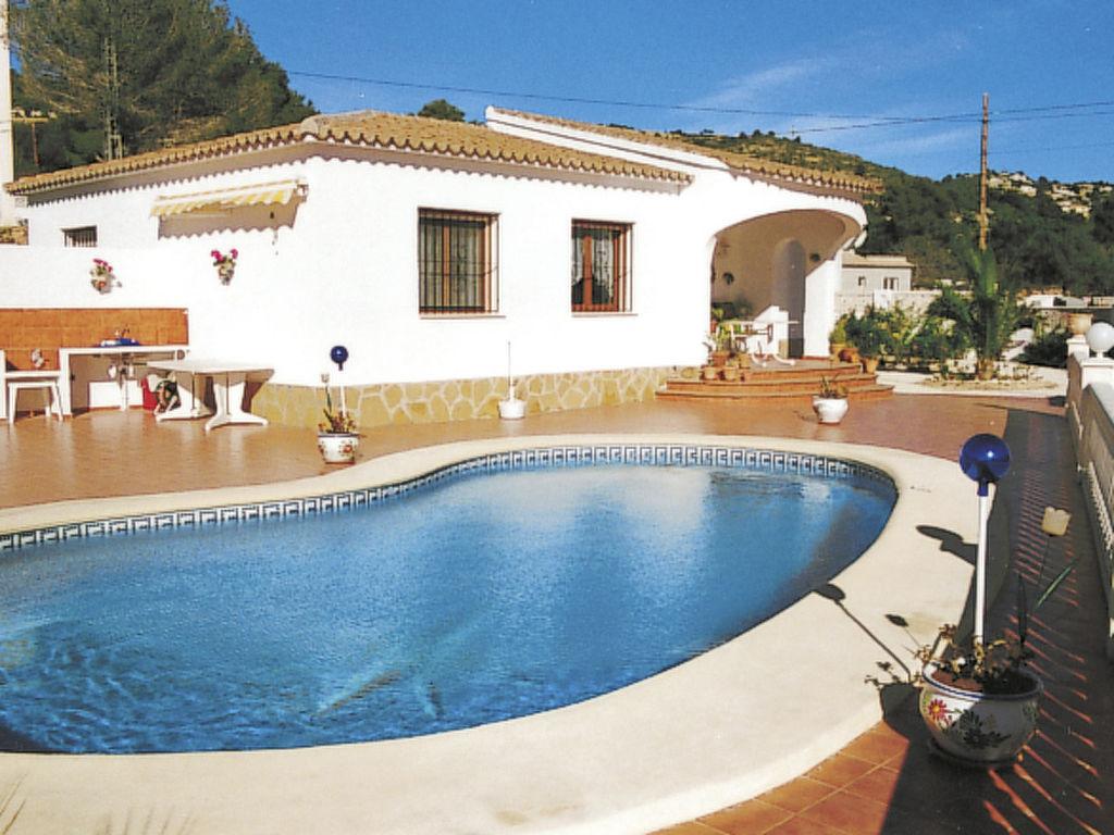 Maison de vacances Tipo 4 (CLP400) (105681), Calpe, Costa Blanca, Valence, Espagne, image 18