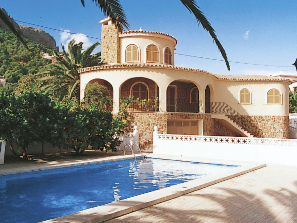 Maison de vacances Tipo 4 (CLP400) (105681), Calpe, Costa Blanca, Valence, Espagne, image 1