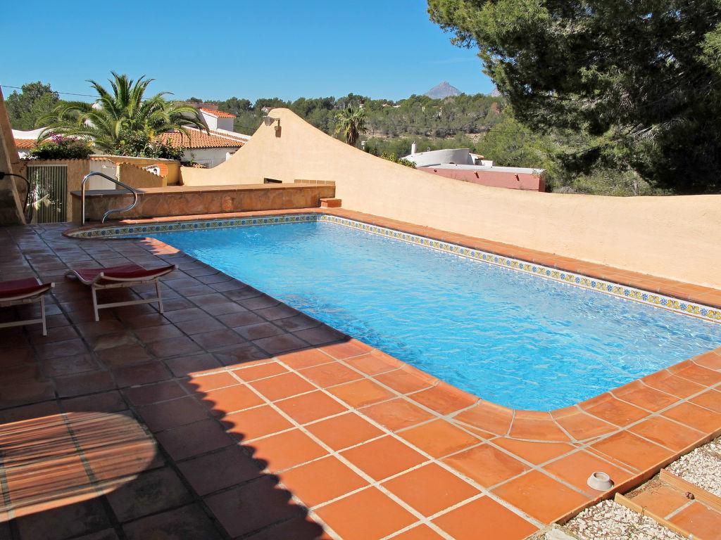 Maison de vacances Tipo 4 (CLP400) (105681), Calpe, Costa Blanca, Valence, Espagne, image 21