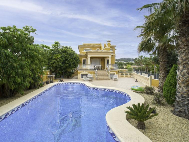 Vistaifach Villa in Calpe