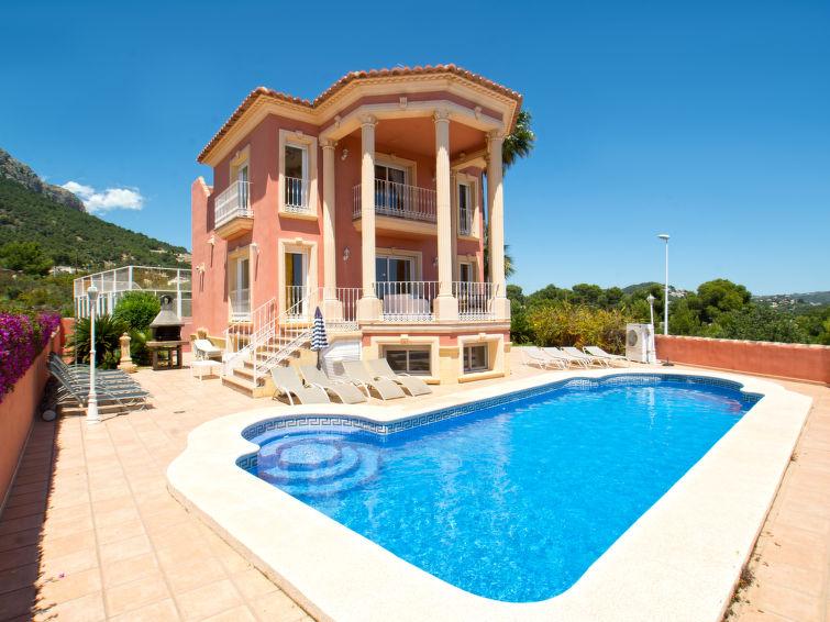 Verona Villa in Calpe