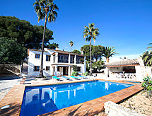 Calpe/Calp - Vakantiehuis Els Pins