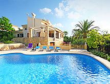 Calpe/Calp - Vakantiehuis Villa Imbecasa