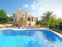 Calpe/Calp - Holiday House Villa Imbecasa