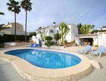 Calpe/Calp - Maison de vacances El Faro