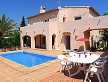 Calpe/Calp - Holiday House Aires y Paz
