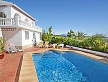 Calpe/Calp - Vakantiehuis La Golondrina