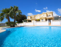Calpe/Calp - Vacation House Luz del Sol