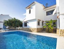 Calpe/Calp - Holiday House Casa Las Mañas