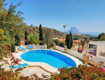 Calpe/Calp - Vakantiehuis Villa Maryvilla
