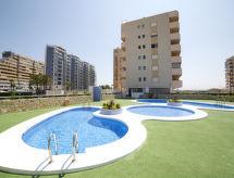 Calpe/Calp - Apartment Topacio III