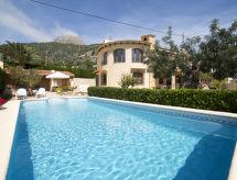Calpe/Calp - Holiday House Villa Mallorquin
