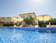 Calpe/Calp - Holiday House Villa Paniagua