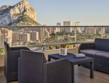 Calpe/Calp - Apartment Costa Calpe