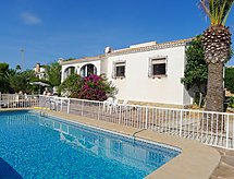 Calpe/Calp - Holiday House Casa La Sirenita
