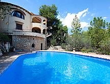 Calpe/Calp - Ferienhaus Villa Oblada