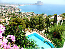 Calpe/Calp - Holiday House Susana