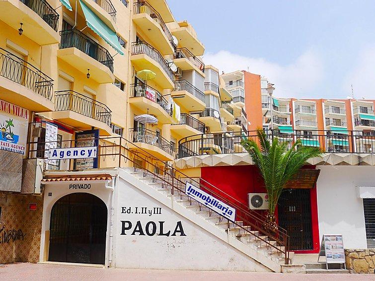 Vakantiehuis Paola (2p) in Calpe Spanje (I-739)