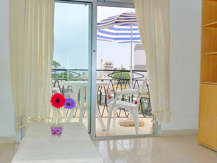 Holidayhome Paola (2p) in Calpe Spain (I-739)