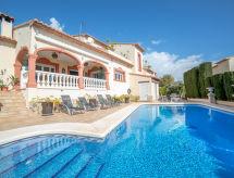 Calpe/Calp - Vakantiehuis Villa Albert