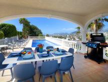 Calpe/Calp - Maison de vacances Casa Mavila