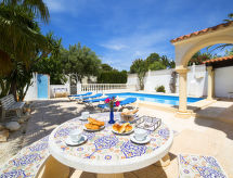 Calpe/Calp - Vakantiehuis Casa Iris
