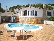 Benissa - Casa de férias Casa Klara