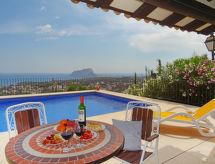 Benissa - Holiday House Villa Osyris