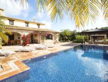 Benissa - Holiday House Villa VistaBernia