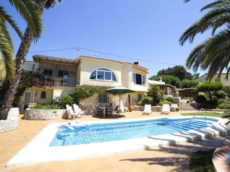 Holiday House El Nido, Benissa, Summer