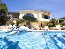 Benissa - Casa de vacaciones El Nido