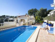 Benissa - Maison de vacances Casa Altamir