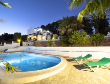 Benissa - Vakantiehuis La Mancha