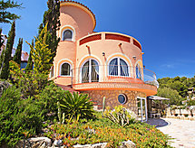 Moraira - Dom wakacyjny Castillo Magarita